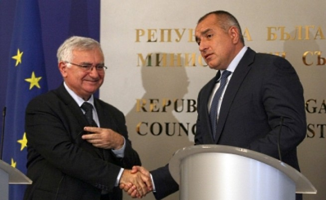 Бойко Борисов: Добре, че не убиха човек