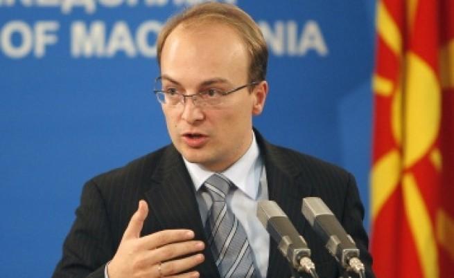 Евродепутат: Ал. Македонски е идеологическа стена