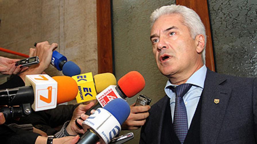 Волен Сидеров - кандидат за президент