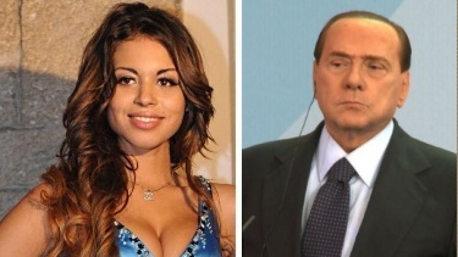 Берлускони отива на съд заради Руби