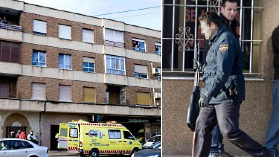 Двама убити при стрелба в Испания
