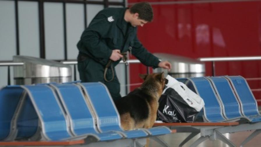 Забравен багаж вдигна на крак полиция и охрана на софийското летище