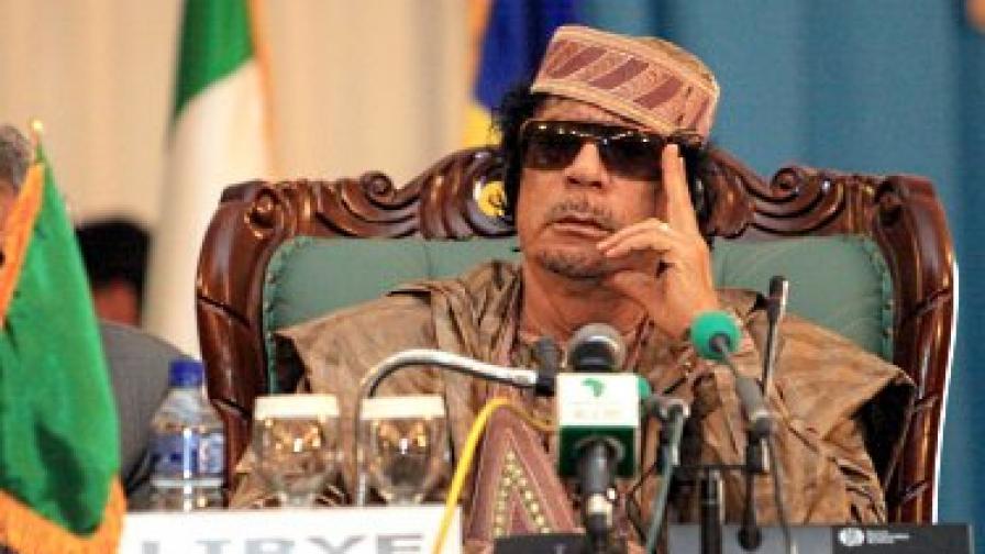 84 убити и без интернет в Либия