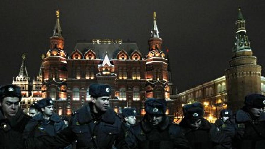 Руската милиция става полиция