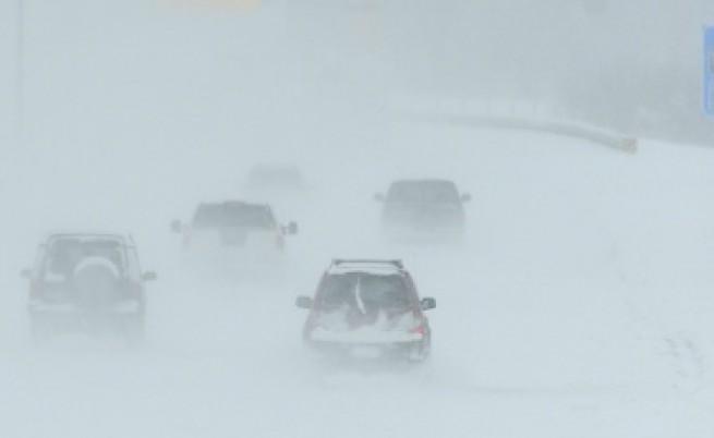 Затоплянето на климата = повече сняг