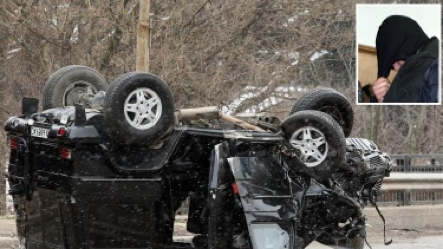 Йоско уби двама с джипа си в Бояна