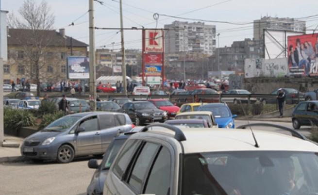 Хиляди коли на протест срещу цените на горивата