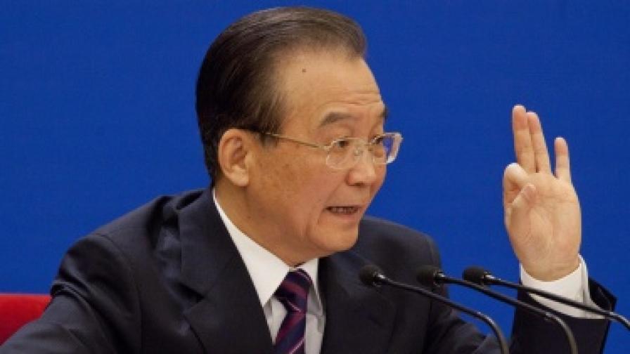 Китай: Не ни сравнявайте със Северна Африка и Близкия изток