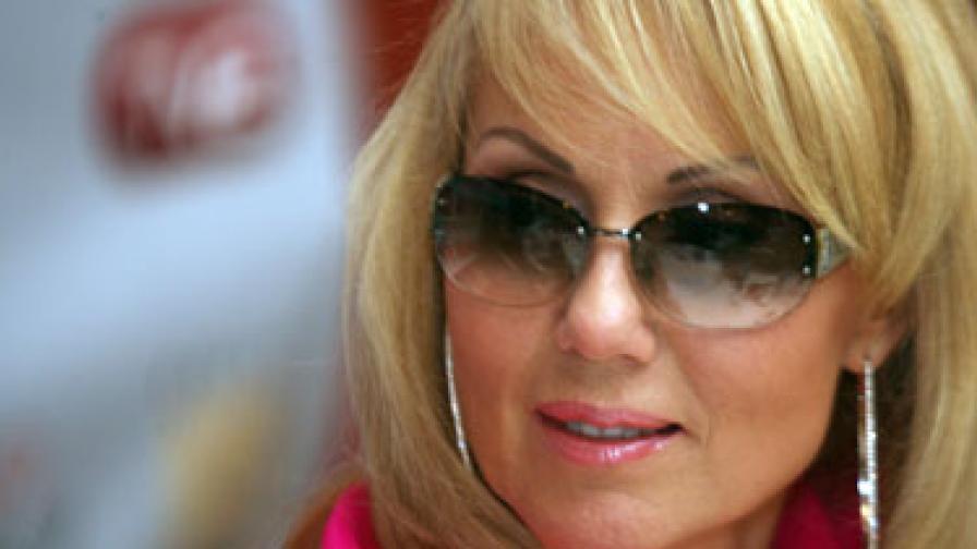 Сръбската певица Лепа Брена