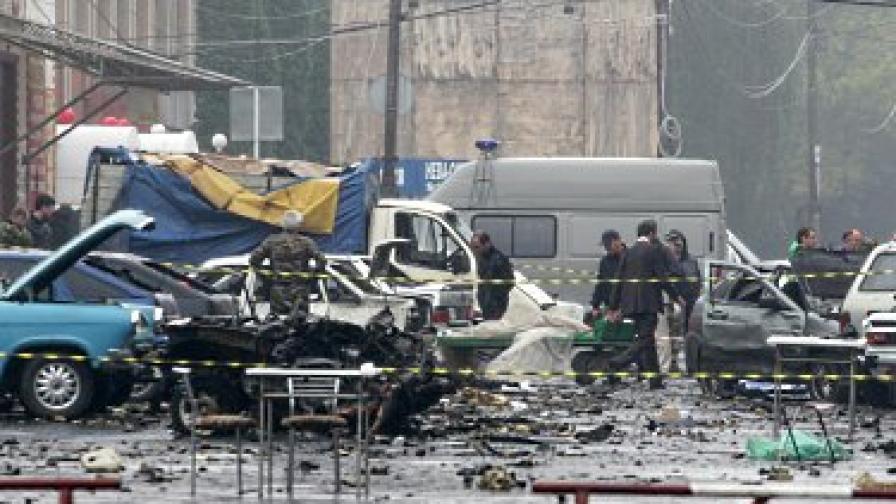 В кавказките републики рядко минава ден без изстрели, експлозии и антитерористични операции