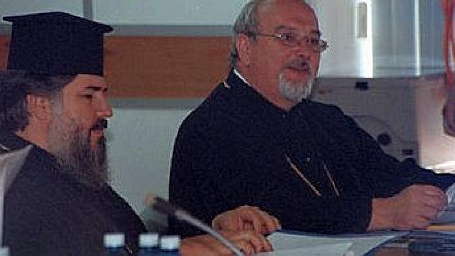 Загина свещеник Камен Бараков