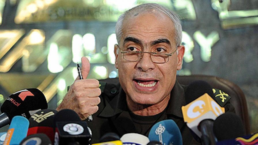 Членът на Върховния съвет на въоръжените сили Махмуд Шахийн