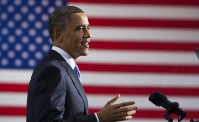 Официално: Обама се кандидатира за втори мандат