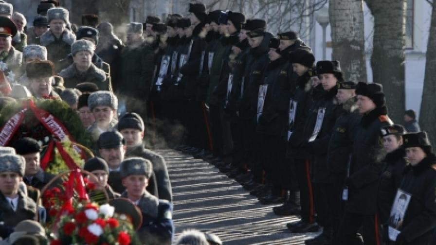 """""""Беларуски партизани"""" помагат на Кадафи"""