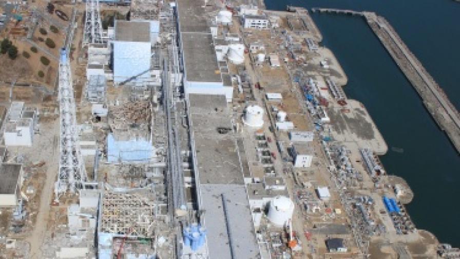 """""""Фукушима-1"""": Азот срещу взрив в реактора"""