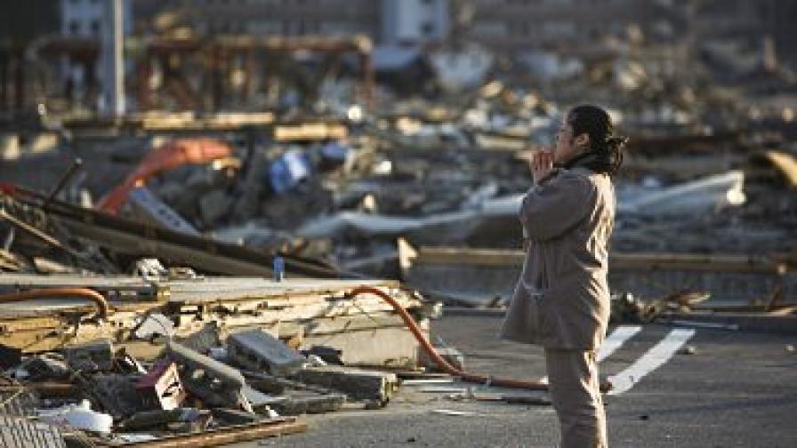 След вълните цунами – пари