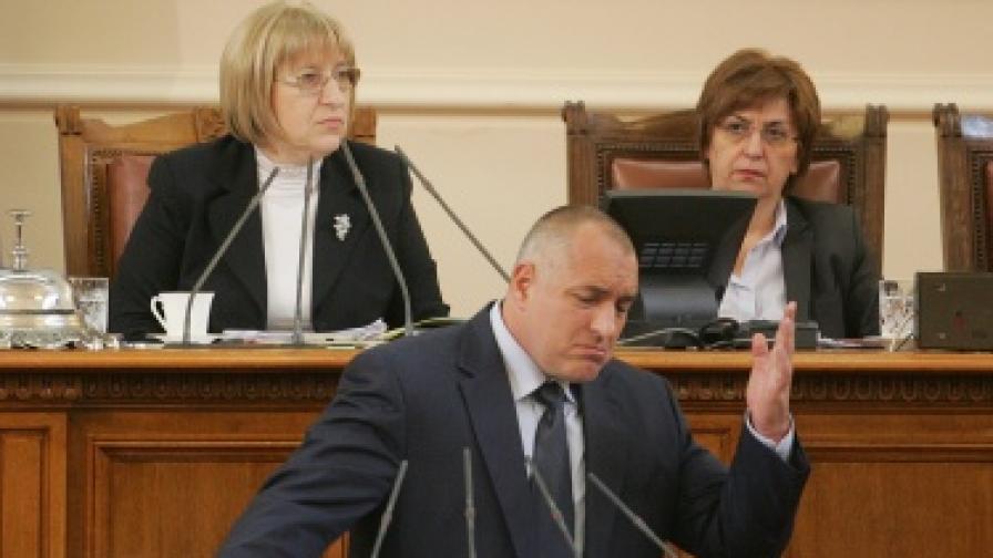 Борисов: Договаря се препоръчителен ръст на работните заплати в частния сектор