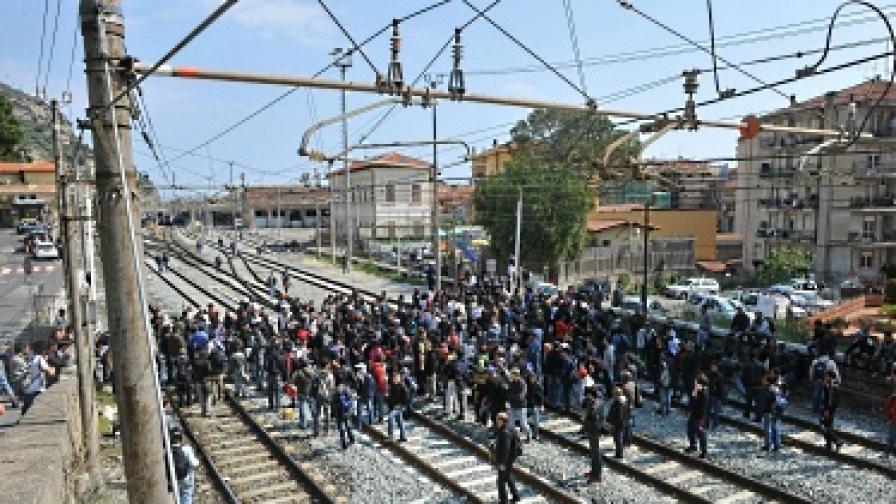 Африканските мигранти скарват членките на ЕС