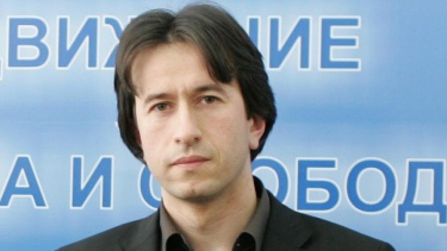 Корман Исмаилов бе изключен от парламентарната група на ДПС