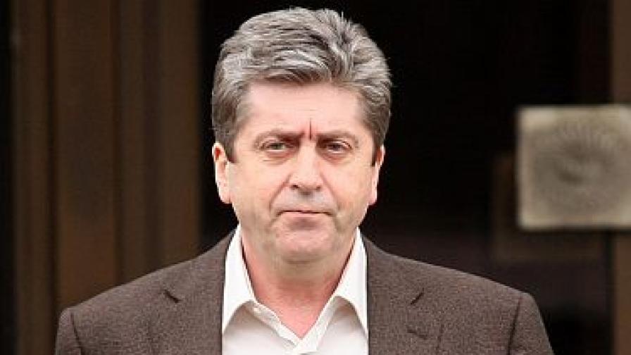 Първанов: Ние, поколението политици на прехода, трябва да подготвим оттеглянето си