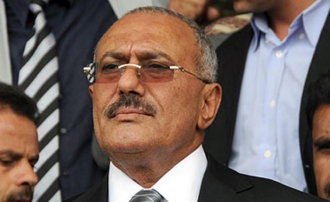Убиха бившия президент на Йемен Али Салех