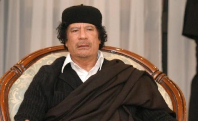61 либийски племена призоваха Кадафи да си ходи