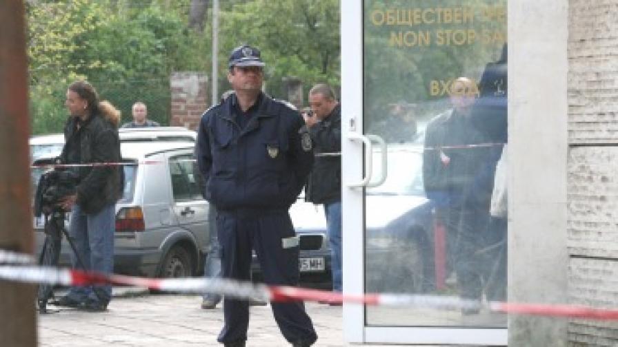 Арестуваха собственика на разбития трезор в София