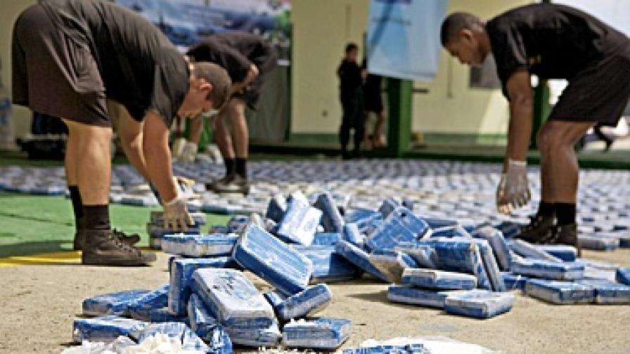 Европол: Варна е врата за кокаина в ЕС