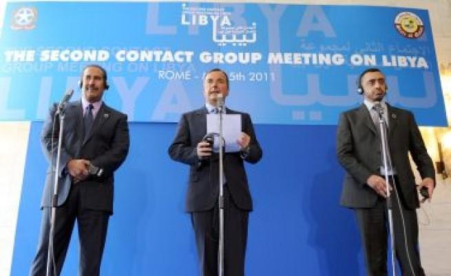 Над 800 млн. долара за либийските бунтовници