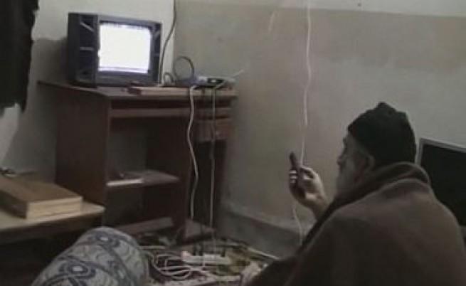Видеофилми показват живота на Бин Ладен в Пакистан