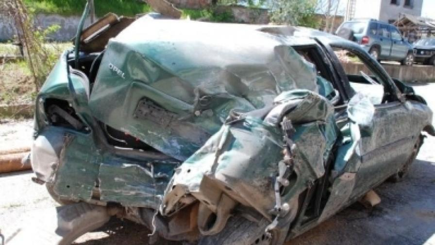 Шофьорът убиец от Симеоновград е на свобода