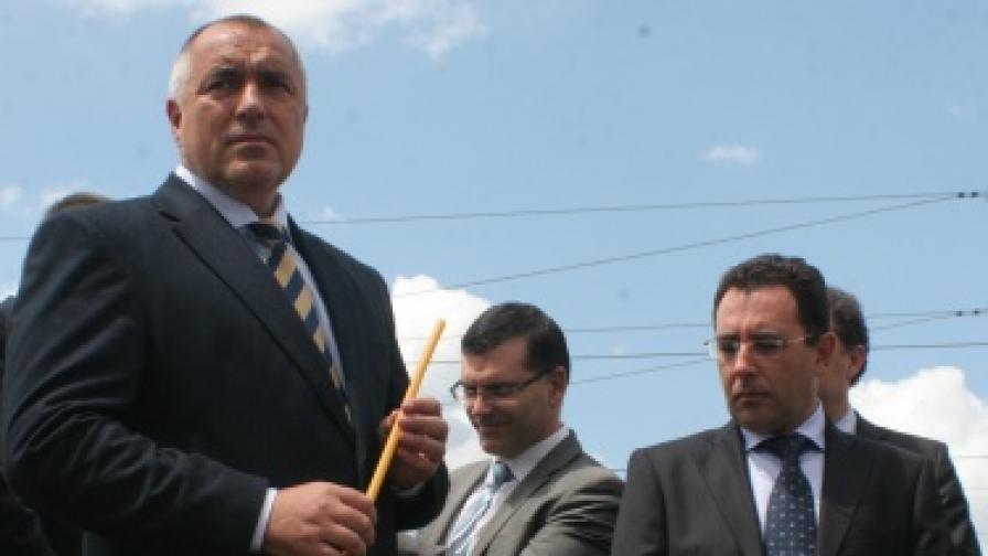 Борисов към журналисти: Спрете да мрънкате!