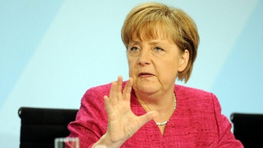 Меркел: Южноевропейците да работят повече