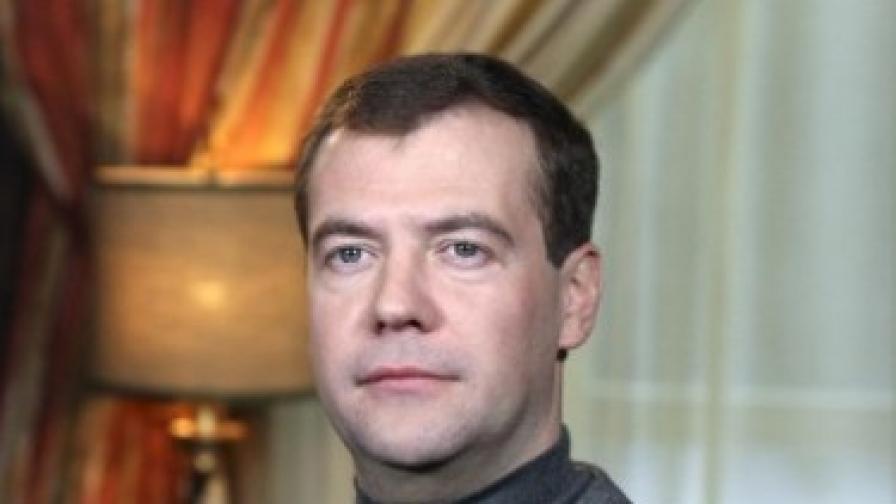 Медведев: Истина ли е за Осама?