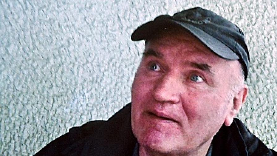 Ратко Младич - беглецът, който не се е крил нито ден