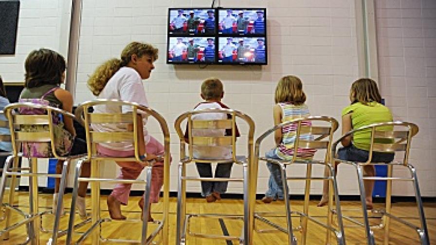 Телевизията - харакири за мозъка