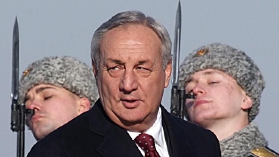 Президентът на Абхазия почина в Москва