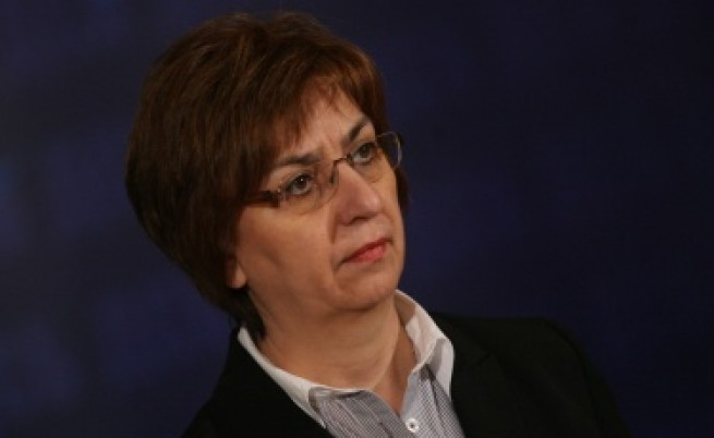 ДСБ няма да подкрепи промяната в конституцията, предложена от Дянков