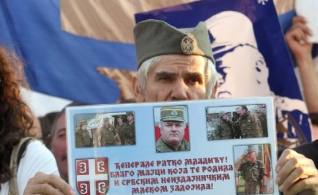 Сянката на Младич над Босна