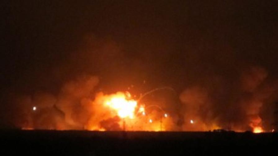 Над 70 пострадали от експлозиите във военни складове в Удмуртия