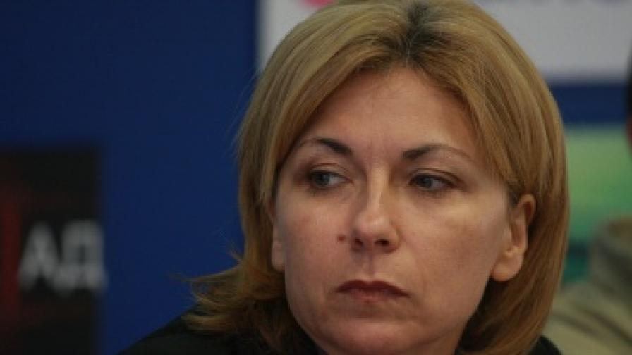Боряна Димитрова: Няма да има електорално изригване