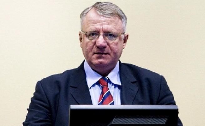 Воислав Шешел си поиска смъртна присъда
