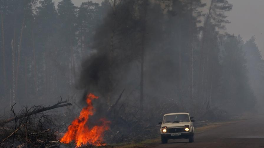 Медведев: Екологичната сигурност в Русия е провалена
