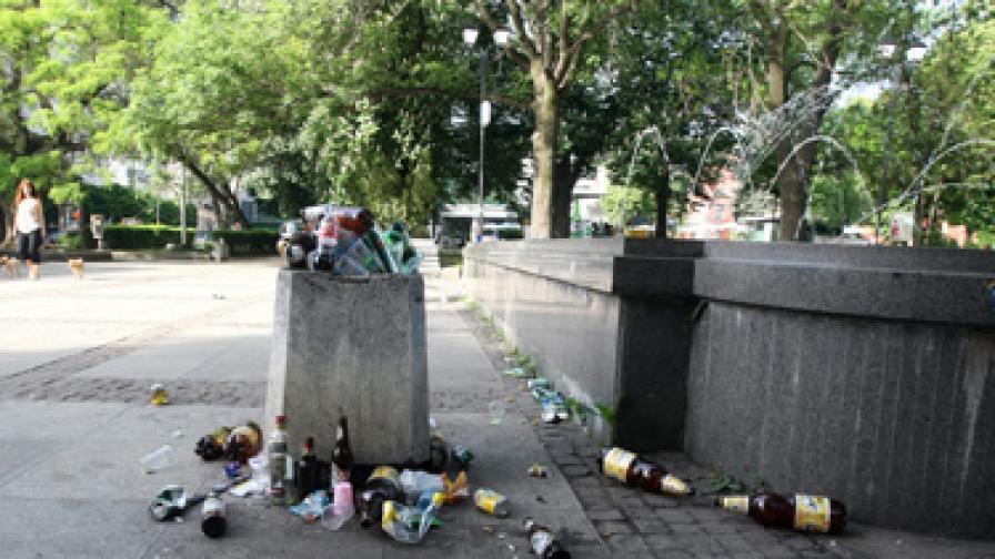 """""""Уикилийкс"""": Зловещите софийски улици"""
