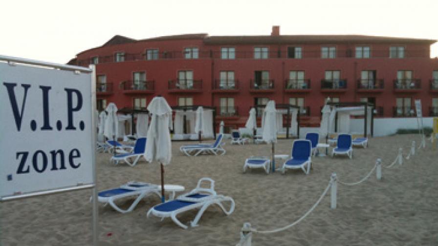 """Хотелиерите от """"Слънчев бряг"""" отново на протест"""