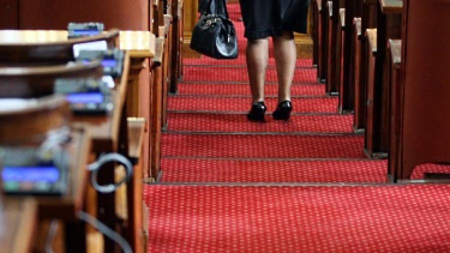 Разправия в парламента заради деня на траур