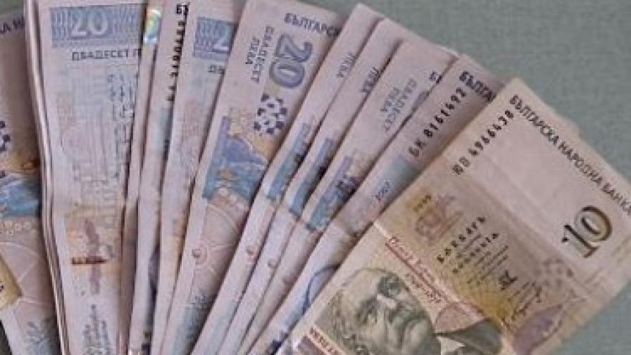 Българите държат 90% от парите си на депозит, в Европа - под 30%