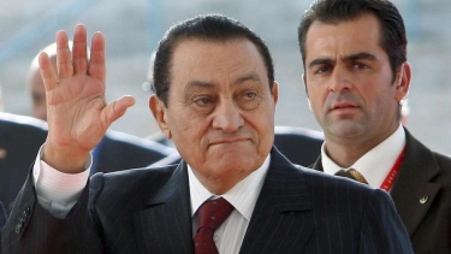 Мубарак бил откраднал стотици милиарди?