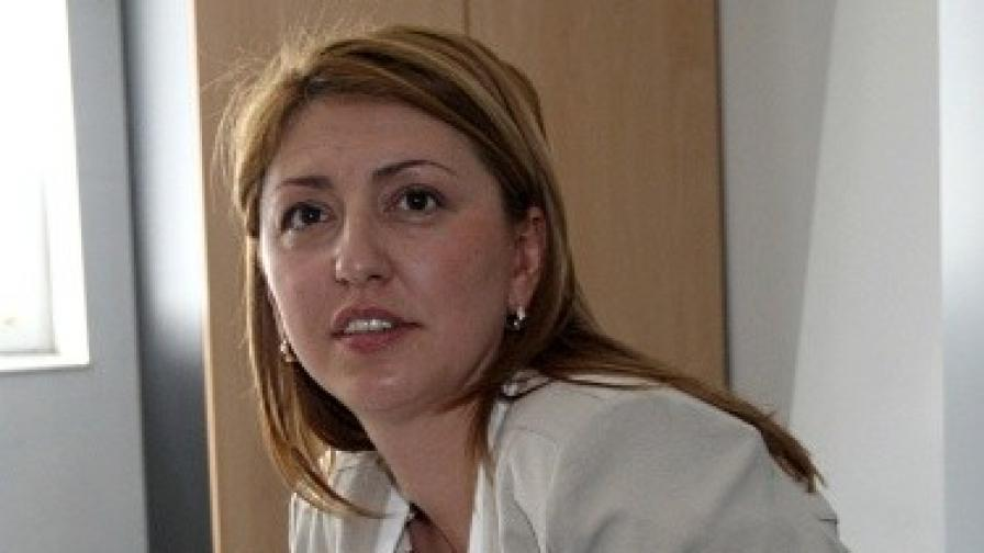 Съдия Янева не е декларирала ипотека през 2008 г.