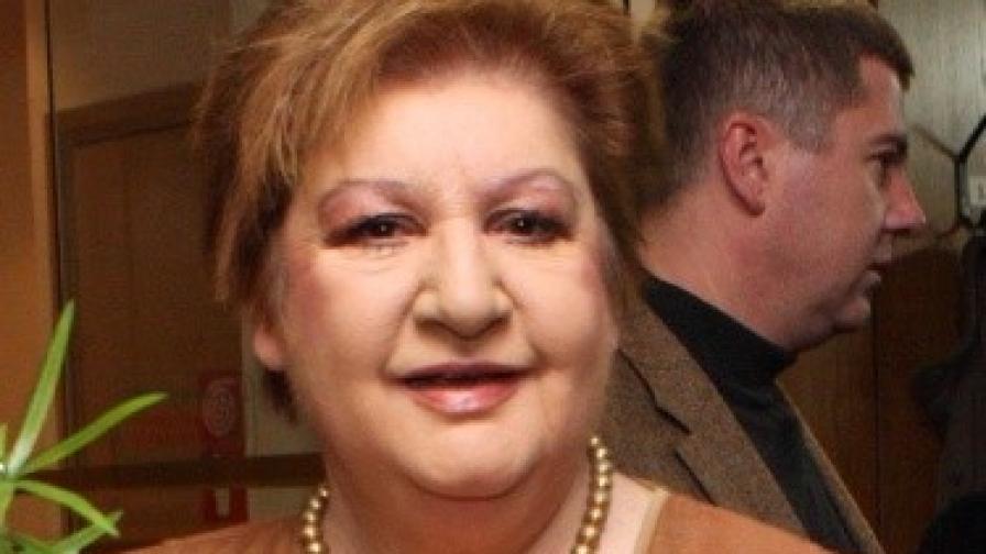 Васа Ганчева е оперирана по спешност